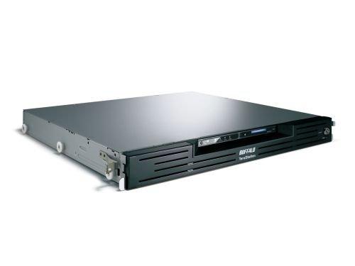 Buffalo TS-RIX6.0TL/R5 TeraStation III iSCSI Rackmount 48,3 cm (19 Zoll) NAS-System 6TB (8,9 cm (3,5 Zoll), Ethernet)