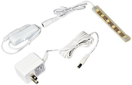 Ecolux Lighting Light 6 Led Bulbs Complete Kit