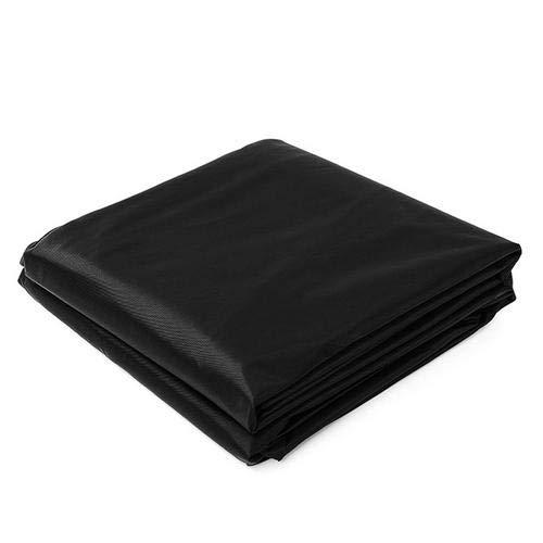 cming Cubierta de Muebles de Jardín 420D Oxford Fundas de Muebles Impermeable Resistente al Polvo, Resistente Anti - UV Funda Muebles Patio Terraza al Aire Libre 224x175x45cm