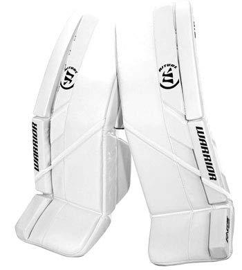 Warrior Ritual G5 Sr+ Goalie Schiene - Senior, Größe:36 + 1.5 Zoll, Farben:weiß