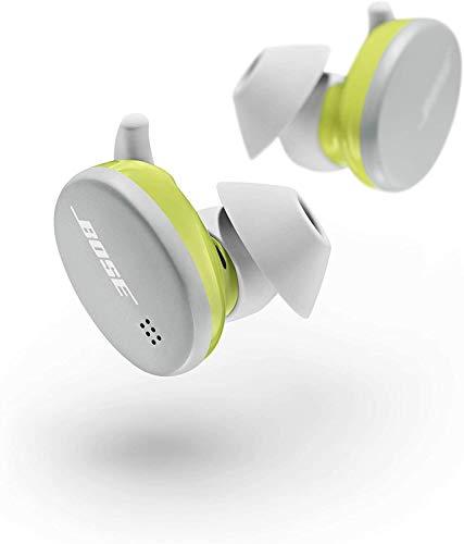 Bose Sport Earbuds - Auriculares realmente inalámbricos, Auriculares Bluetooth para entrenar y correr, Blanco (Glacier White)
