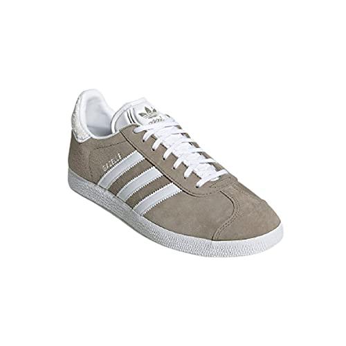adidas Gazelle, Zapatillas Hombre, Trace Cargo/FTWR White/FTWR White, 36 EU