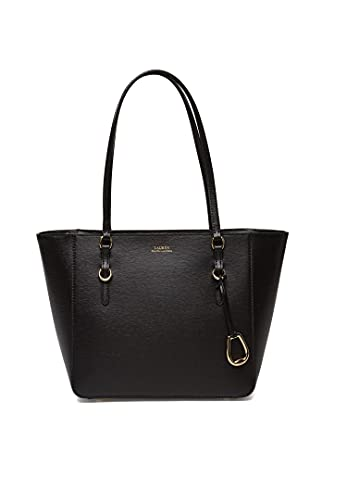 Ralph Lauren Bolso Lauren bennington shopper pequeño 431802425021 negro