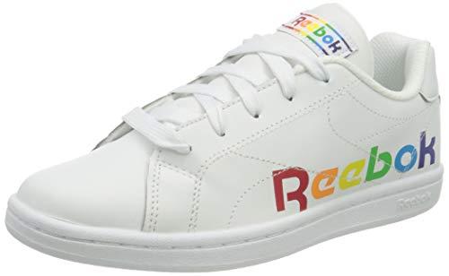 Reebok RBK ROYAL Complete CLN 2.0 Laufschuhe, Blanco/Vecred/Hivior, 33 EU