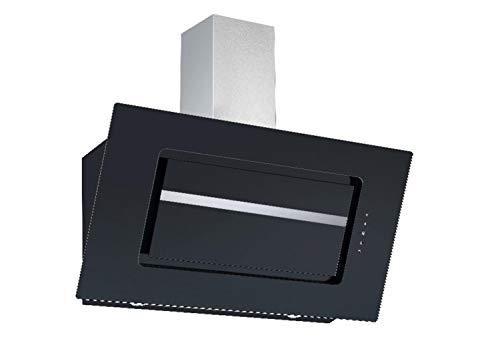 Vestel VHD90ASX Kopffrei Haube mit Touchbedienung 90cm A Schwarz/Edelstahl