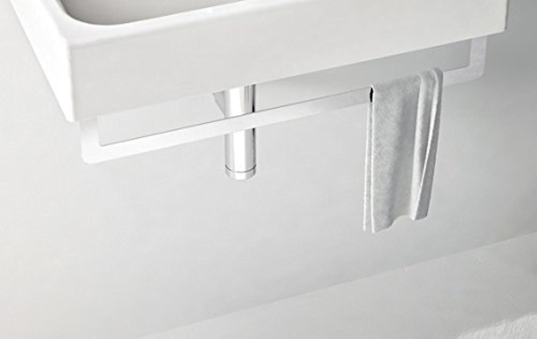 Towel Rail for Wash Basins Series Bracket Block