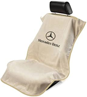 Seat Armour SA100MBZTE Tan 'Mercedes Benz' Seat Cover