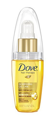 Dove Nourishing Oil Care Hair Therapy, 1.35 Ounce by Dove [Beauty] (English Manual)