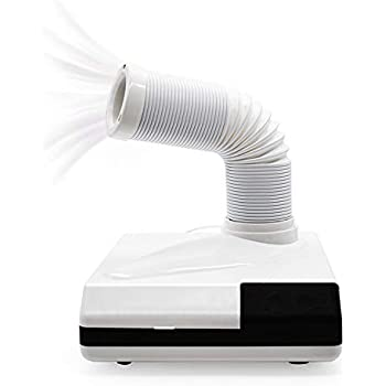 Aspiradora 2 en 1 Aspirador de Polvo para Uñas, Succión Colector ...