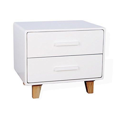 Porthos Home WHT CB165B Furniture, White