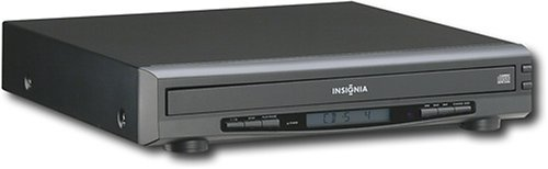 Insignia 5-Disc CD Changer with MP3 and WMA Playback