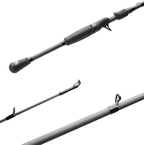 TP1 Black Speed Stick 7'3' Med HVY Fast Casting HM50 Casting All Purpose Rod
