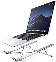 UGREEN Laptopstandaard in Hoogte Verstelbaar 5 Niveaus Aluminium Laptophouder Notebookstandaard Tabletstandaard...