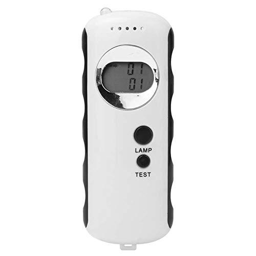 Hoge precisie, mini-meetinstrument, draagbaar, digitaal, tester voor analysator, wit