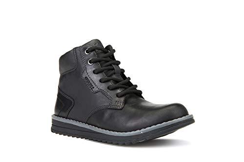 Geox Jungen J Wong Boy D Chukka Boots, Schwarz (Black), 32 EU