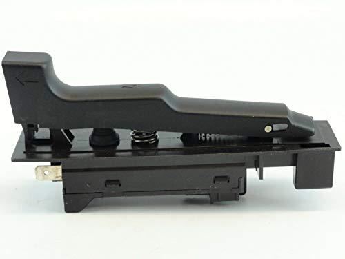 Bosch 1607200103 - Interruptor para amoladora angular PWS GWS 19 20 21 23 24