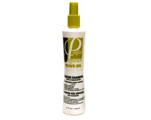 Profix Organic Olive Oil Braid Shampoo