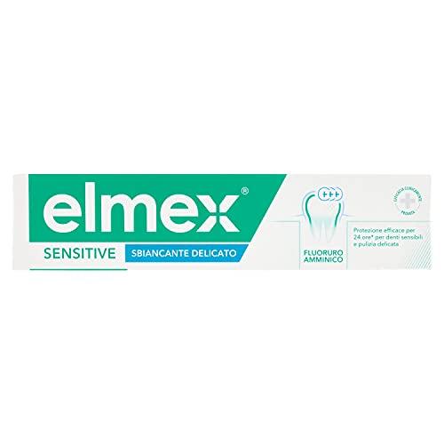 Elmex Sensitive Whitening Tandpasta, 75 ml