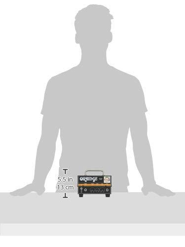 Orange Amps, 1 Electric Guitar Power Amplifier, Black (Micro Dark) Georgia