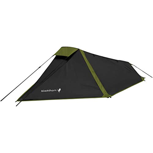 Highlander Blackthorn 1 Leichtzelt 1 Person schwarz