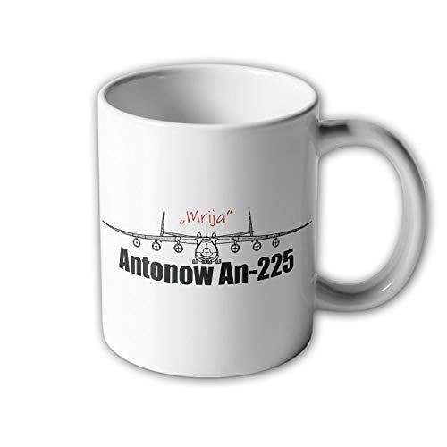 Antonov An-225 Mrija vliegtuig Oekraïne Rusland # 33191