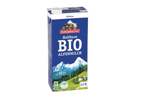 Berchtesgadener Land Latte Parzialmente Scremato Uht - 1 L