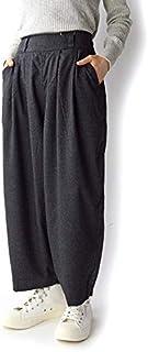HARVESTY (ハーベスティ) T/R WIDE EGG PANTS ワイドエッグパンツ A21502