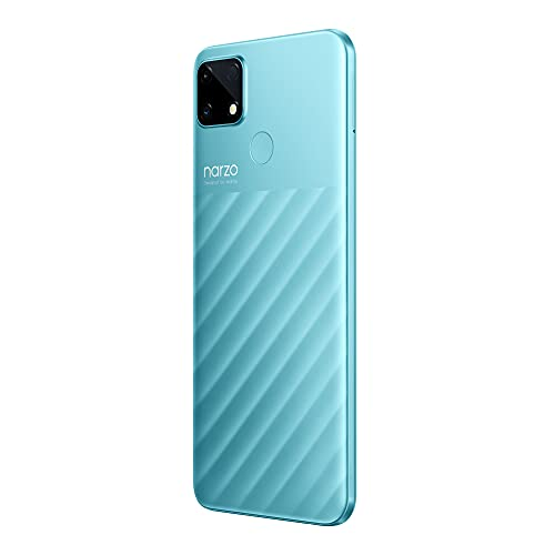 Realme narzo 30A (Laser Blue, 3GB RAM, 32GB Storage) with No Cost EMI/Additional Exchange Offers