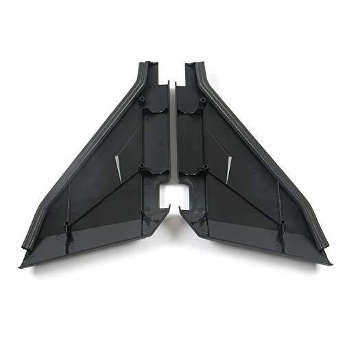 Lower Door Panels Insert Kit for Polaris 2014-2019 RZR XP4 1000 Turbo 2/4 Door (4 Doors)