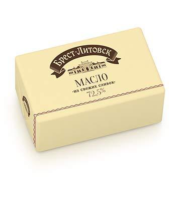[冷蔵] グラスフェッドバター 180g グラスフェッド バター 無塩バター バターコーヒー ハラル NON-GMO 遺伝子組換えなし Savushkin Brest-Litovsk unsalted butter 180g halal grassfed