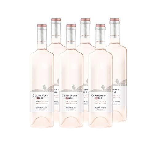 Clairement Rosé de Roche Mazet - Vin de Cépages...