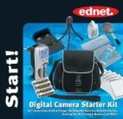 Kamera Starter Set Kit 2 Digital von Ednet