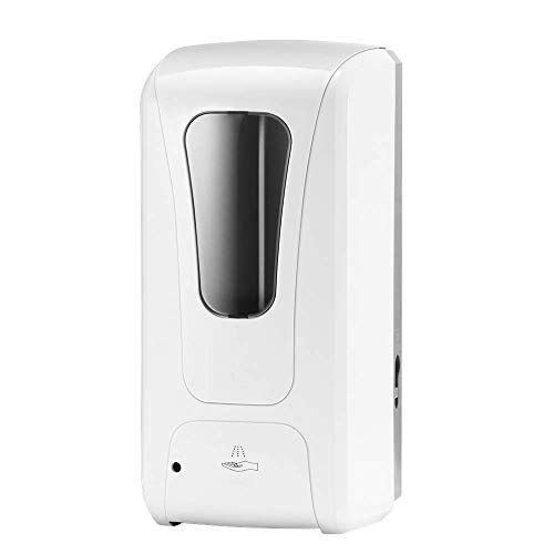 GJNVBDZSF Automatic Wall-Mounted Liquid Soap Dispenser, Freehand Touch Infrared