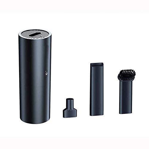 NBCDY Aspirapolvere Portatile Senza Fili Portatile, 3 in 1 5300Pa / 36000rpm USB Che Carica Grande Vento, con Tecnologia Quick Charge, per Viaggi in Auto in casa
