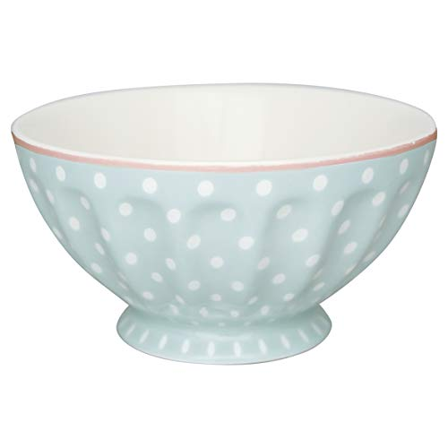 GreenGate - Schale - Schüssel - Bowl - Spot - Porzellan - hellblau - Ø 13,5 cm