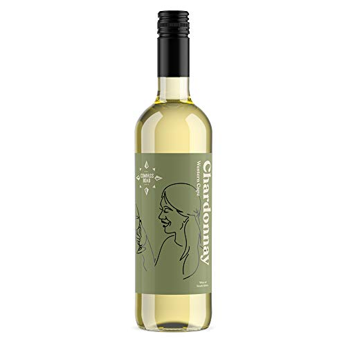 Amazon-Marke: Compass Road Chardonnay-Weißwein, Südafrika, 1 x 750 ml