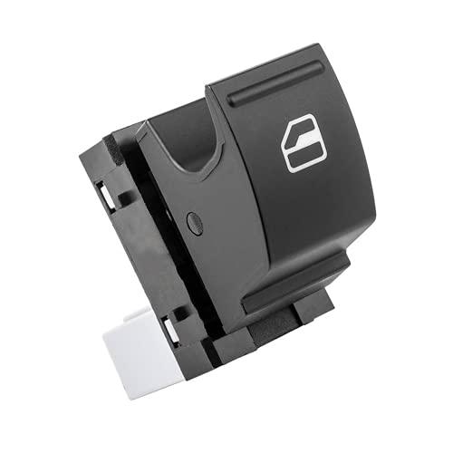 YSAZA Interruptor de Ventana eléctrico de 3 Pines, para VWGolf MK5 MK6Passat Touran Polo Seat 7L6959855B
