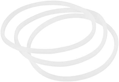 Ivaank Vervanging Pakkingen6 Stks Nieuwe Vervanging Pakkingen Rubber Seal Ring Voor Magic Bullet FlatCross Blade 3 stuks