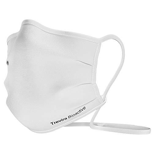 Original ADVIVIT Mund Nasen Schutz Maske - Unisex MNS waschbar 90 Grad wiederverwendbar Atem face mask hautfreundlich Anti bakteriell Latex Free fair Marken Stoff Made in EU