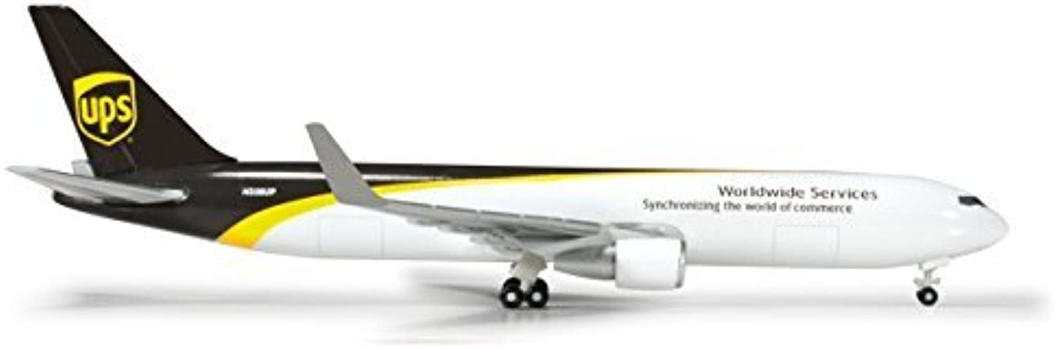 Daron Herpa UPS 767-300F REG N338UP Diecast Aircraft (1 500 Scale) by Daron