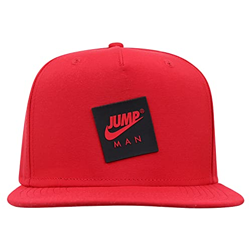 Nike Herren Jordan Jumpman Pro Classic Kappe Rot One Size