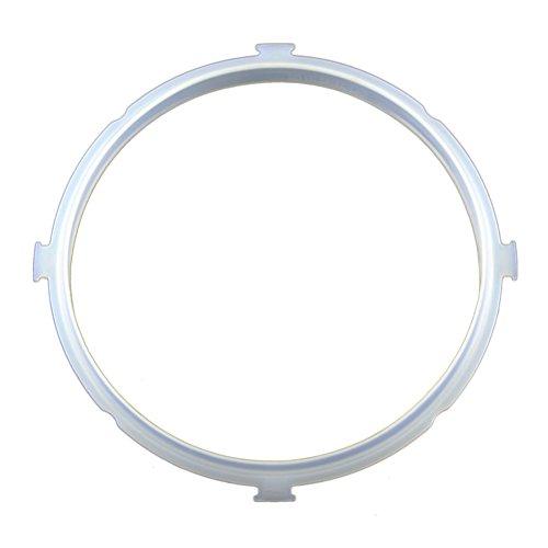 BESTonZON Anillo de Sellado de Silicona Instant Pot para Olla a presión eléctrica MIDEA 4L