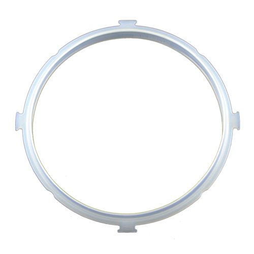 OUNONA Silicone Sealing Ring Replacecment for MIDEA Electric Pressure Cooker 4L (New Style)