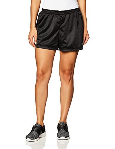 Champion Women's Mesh Short, Black, Small