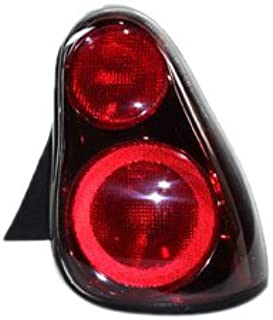 TYC 11-6317-00 Compatible with CHEVROLET Monte Carlo Passenger Side Replacement Tail Light Assembly
