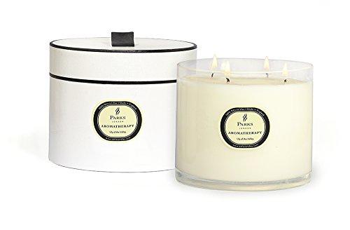 Kerzen Aromatherapie: Aroma Lily Of The Valley; 4 Dochte