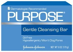 Purpose Gentle Cleansing Bar 6 oz par With a Purpose