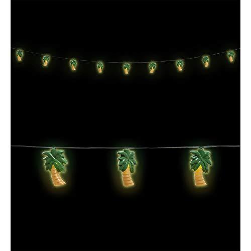 Widmann Generique - Guirlande Lumineuse Palmiers 250 cm