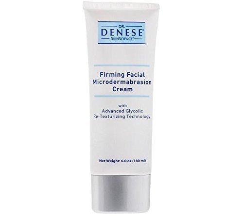 Dr. Denese Firming Facial MicroDermabrasion Cream (6 OZ.)