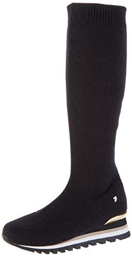 Gioseppo 56703, Zapatillas para Mujer, Negro Negro Negro, 37 EU